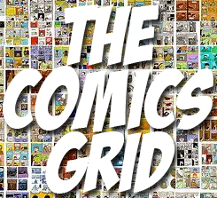The Comics Grid logo