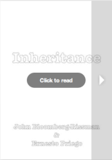 Inheritance, by John Bloomberg-Rissman and Ernesto Priego (2008)