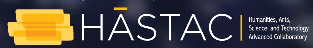 HASTAC banner