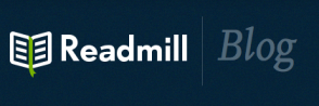 ReadMill blog logo