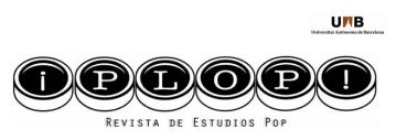 ¡Plop! Revista de Estudios Pop (banner)