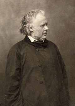 Honoré Daumier by Nadar