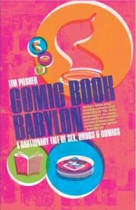 Comic Book Baylon PBK cover2 lo-res