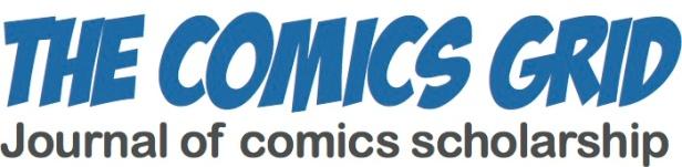 Comics Grid Journal of Comics Scholarship logo