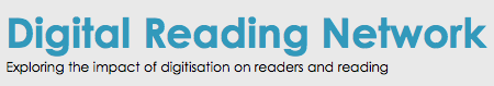 Digital Reading Network logo