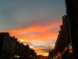 4 de octubre de 2013, 6:45 pm, South East London