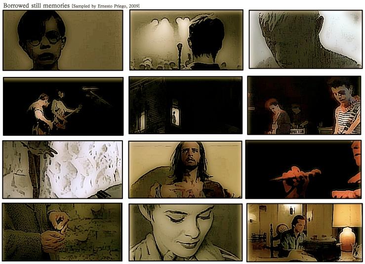 Borrowed Still Memories I (2009), by Ernesto Priego