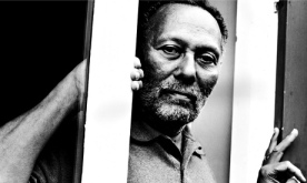 Stuart Hall, Photograph: Eamonn McCabe. Via Guardian.