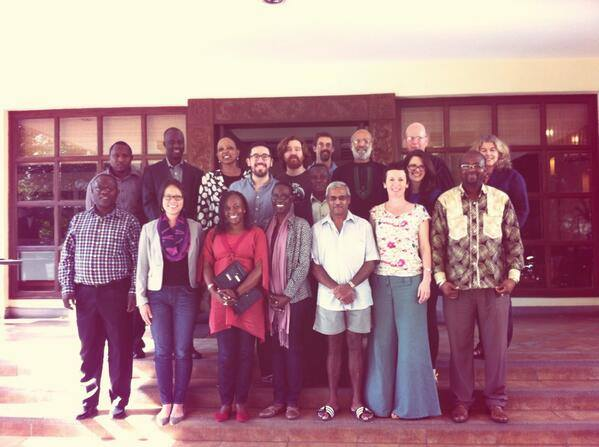 Group photo of participants of theDiscoverability Workshop: Nairobi, 10-11 March 2014