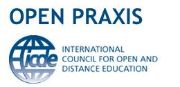 Open Praxis logo