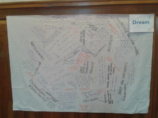 Dream #teachDH 8 May 2014