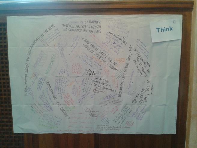 Think #teachDH 8 May 2014