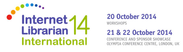 Internet Librarian 2014 logo
