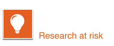 research at risk logo