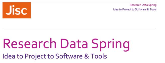 dataspring research data