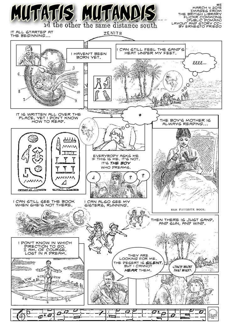 Images from the British Library   Flickr Commons  (Public Domain)  Layout and story CC-BY Ernesto Priego
