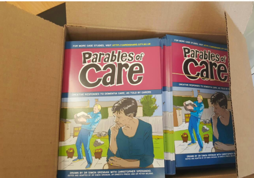 Parables of Care unboxed