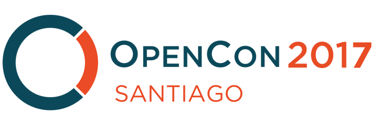 Open Con Santiago 2017 logo