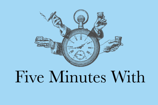 Story of Books - Five Mintues With...