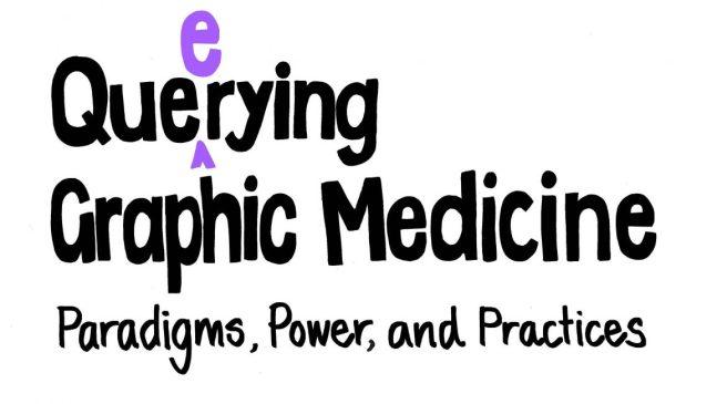 graphic medicine conference 2019 banner