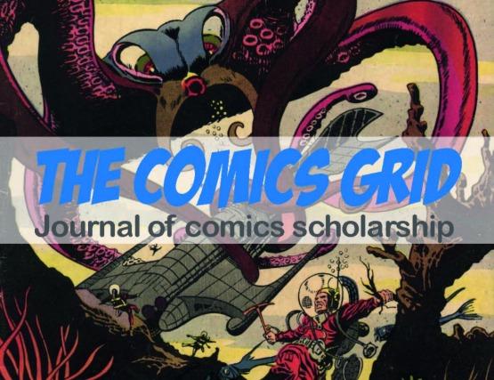 The Comics Grid: Journal of Comics Scholarship