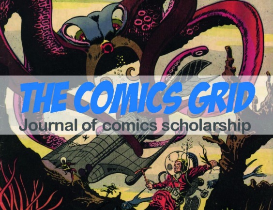 The Comics Grid: Journal of Comics Scholarship
