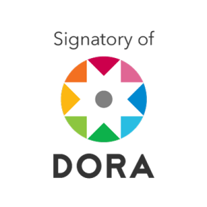 DORA signatory badge
