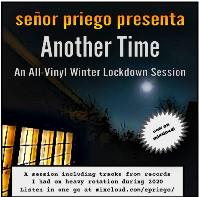 another time sr priego session flier